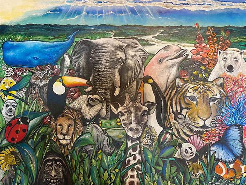 peinture-ackermann-animaux-planete-fresque-ensemble